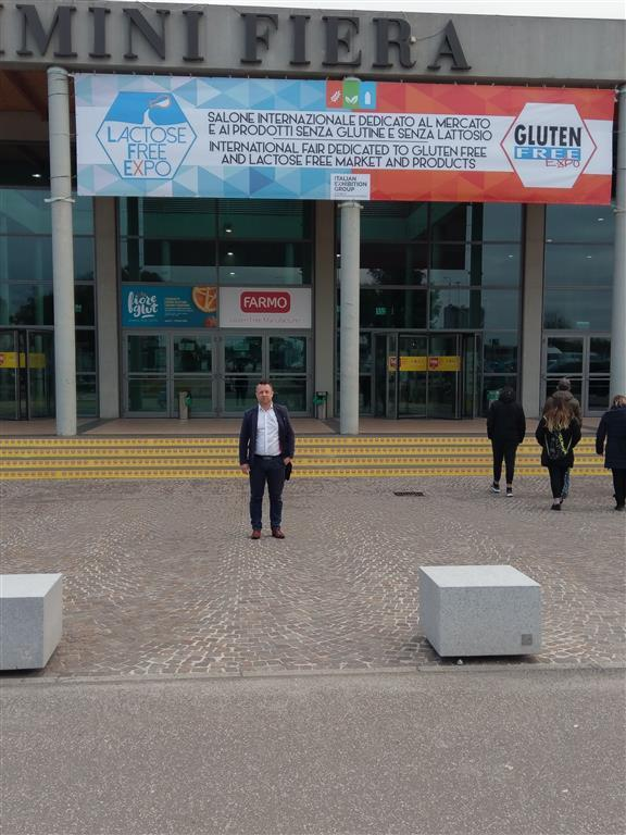 INCOLA na GLUTEN FREE EXPO – RIMINI 2017