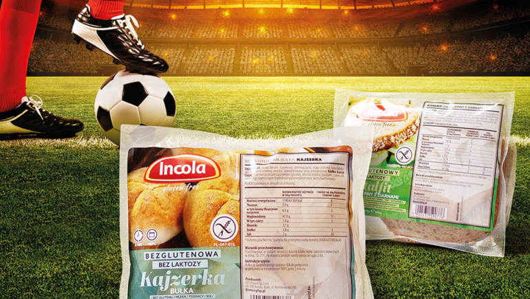 Produkty Incola wybrane dla Reprezentacji Polski – mundial 2018
