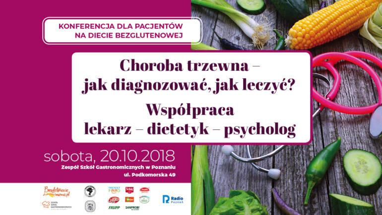 Spotkaj się z Incola na bezglutenowej konferencji w Poznaniu