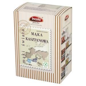 Bezglutenowa mąka kasztanowa INCOLA