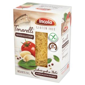 Bezglutenowy makaron tonarelli INCOLA