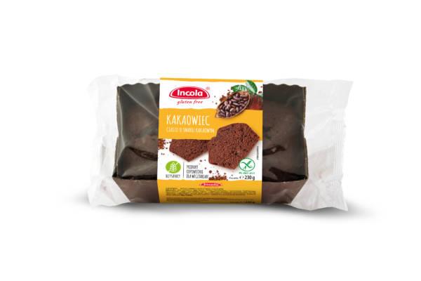 Bezglutenowe ciasto kakaowe - INCOLA