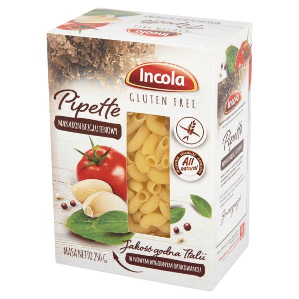Bezglutenowy makaron Pipette INCOLA