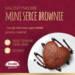 Mini Serce Brownie – słodka walentynka już w sklepach sieci Żabka