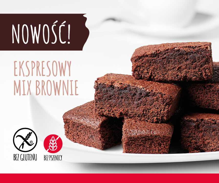 Brownie Mix-nowość!