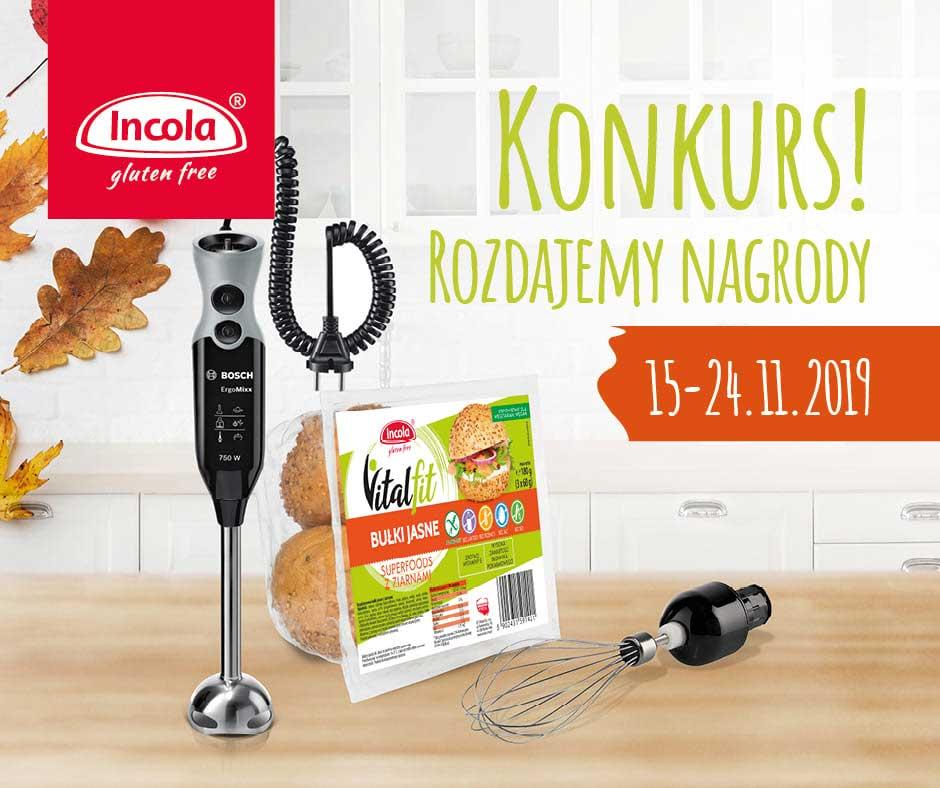Jesienny konkurs na FB INCOLA 15-24.11.2019