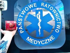 Serduszka Incola dla Państwowego Ratownictwa Medycznego