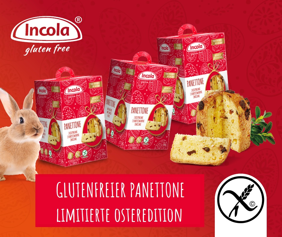 Panettone – limitierte Osteredition!